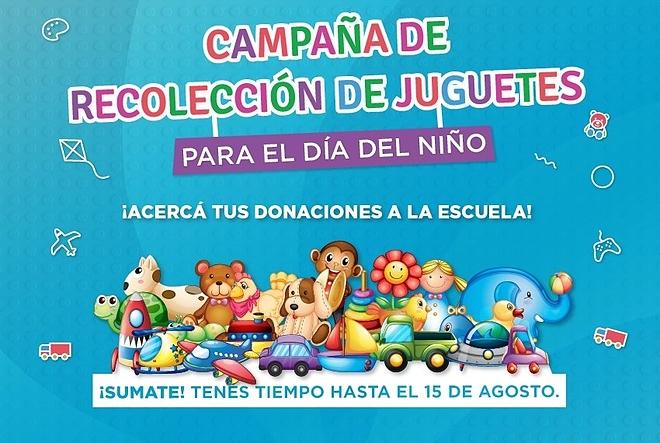 Campaña día del Niño