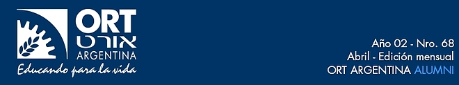 Encabezado Newsletter ORT Argentina Alumni