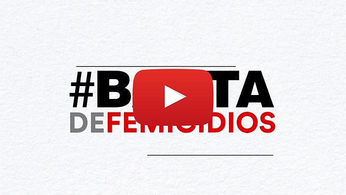 Click para ver video de Basta de Femicidios
